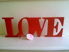 Love para estante