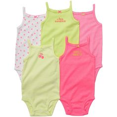 Your bundle of sunshine will look adorable in a #Carters bodysuit. #Kohls