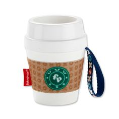 d471e7b28 Sippy cup that looks like a starbucks cup, just too adorable   Baby ...