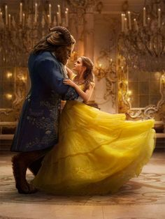 The first image of Emma Watson as Belle and Dan Stevens as the Beast. Beauty And The Beast is scheduled for release on March 2017 and is the latest of Disney's live-action offerings. photo by Laurie Sparham, Walt Disney Studios Daily Mail Disney Pixar, Disney Amor, Disney Memes, Disney And Dreamworks, Disney Magic, Disney Characters, Disney Princesses, Disney Belle, Disney Videos