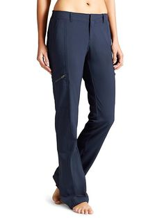 Palisade Pant - This trail-ready bottom with 4-way stretch, UPF 50+ fabric has urban appeal.