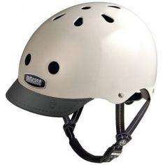Cream GEN3 Super Solid Nutcase hjelm #CreamFarvetCykelhjelm #Cykelhjelm #FlotCykelhjelm #EnsfarvetHjelm #LysNutCaseCykelhjelm