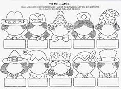 Spanish Alphabet Letters, Alphabet Tracing, Alphabet Games, Teaching The Alphabet, Alphabet Coloring Pages, Alphabet Worksheets, High School Activities, Spanish Language Learning, Art Education