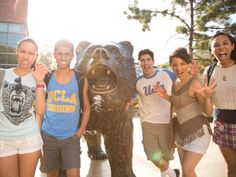 "Location: Los Angeles, CaliforniaAcademics: A+Party Scene: A""The school system requires a lot of ind... - UCLA/Facebook"
