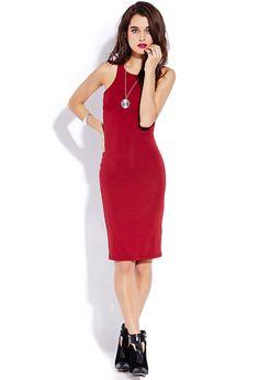 Everyday Midi Dress   FOREVER21 - 2000126727  15.8