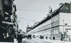 77 Wien IX., Alserstrasse, Allgemeines Krankenhaus 31016 Vintage Postcards, Street View, Vintage Travel Postcards