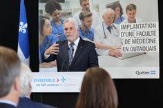 Une faculté satellite de médecine de l'Université McGill verra finalement le…