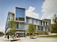 The Drexel University Daskalakis Athletic Center,© Halkin Mason Photography