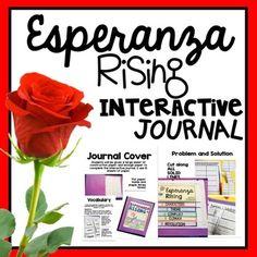Esperanza Rising Interactive Journal                                                                                                                                                     More