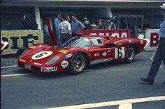 1970 #6 512 S Ignazio Giunti / Nino Vaccarella