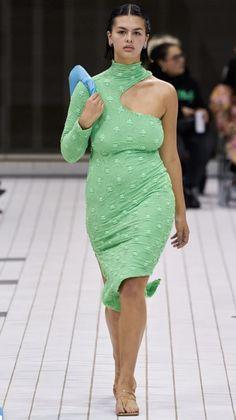 One Shoulder, Shoulder Dress, Formal Dresses, Spring, Fashion, Dresses For Formal, Moda, Formal Gowns, Fashion Styles