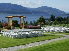 Okanagan Weddings :: Summerhill Pyramid Winery