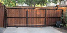 Automatic Gate Openers Texas | automatic-gates
