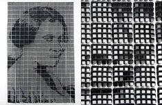 @TRESemmé India  #TRESSplitRemedy #SplitEnds art made with broken combs..