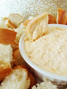 Zesty Crab Dip Recipe ~ Delish... and the crab flavor is not over-powering at all
