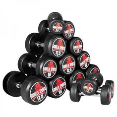 Gorilla Sports - kg à 40 kg Dumbbell haltère poids Gewichtsverlust Motivation, Sport 2, Bodybuilding, Gym Equipment, Workout, Abs, Wooden Boats, Products, Muscle Up