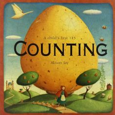 Alison Jay Counting - Board Book: A Child's First 123 by Alison Jay, http://www.amazon.co.uk/dp/1840114983/ref=cm_sw_r_pi_dp_cSbIsb1TZDE2W