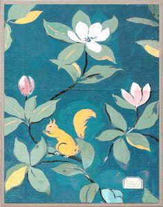 Paule Marrot, Squirrel 1