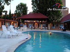 #turismoenchihuahua En el HOTEL POSADA TIERRA BLANCA en Chihuahua, le invitamos a hospedarse con nosotros en la comodidad y tranquilidad de nuestras instalaciones. Contamos con todos los servicios dentro de las habitaciones, además de alberca, gimnasio y restaurante. Además estamos ubicados en el Centro Histórico de la Ciudad para que pueda disfrutar de esta hermosa ciudad. Comuníquese con nosotros al teléfono (614) 415-0000 o en www.posadatierrablanca.com.mx