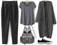 This is a casual comfy outfit you can try on for everyday wear, for shopping, go. - - This is a casual comfy outfit you can try on for everyday wear, for shopping, going to school or just ha. Mode Outfits, Trendy Outfits, Trendy Fashion, Fashion 2020, Diy Fashion, Fashion Ideas, Modesty Fashion, Muslim Fashion, Hijab Mode Inspiration