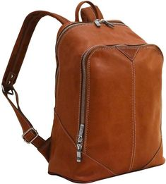 Parma Full Grain Leather Backpack – Floto