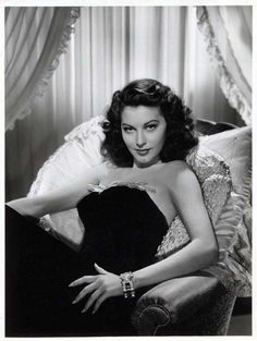 Ava Gardner Vintage Movie Star Photos: The Great Hollywood Photographer Clarence Sinclair Bull