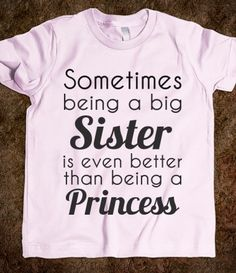 Big Sister. Gotta get this for Zo.