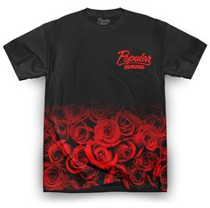 Rose Fade / Black - Popular Demand
