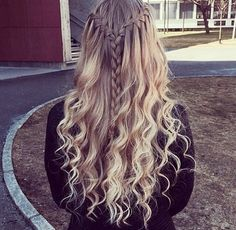 Totally LOVE this!!! :) Polyvore Outfits, Hair Trends, We Heart It, Hair Accessories, Long Hair Styles, Beauty, Hairstyles, Fashion, Hairdos
