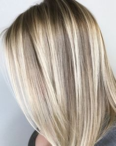 Frosting Gray Hair with Highlights and Lowlights Fall Hair Highlights, Brunette Hair With Highlights, Wavy Hair, Blonde Hair, Frosted Hair, Buttery Blonde, Grey White Hair, Transition To Gray Hair, Silver Hair