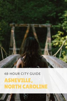 Looking to getaway this summer? Have you ever had the chance to experience #Asheville? If not here is a 48-hour guide! Food lovers and craft beer drinkers will particularly enjoy this guide.  A 48 Guide To Asheville, North Carolina - An Itinerary for Foodies and Drinkers Alike…
