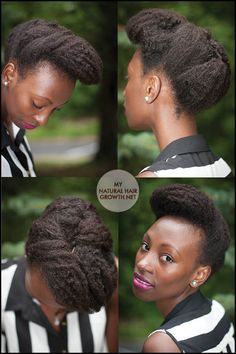 tuck and roll hair styles roll tuck and pin styles for black hair hair 7065