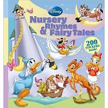 Disney Nursery Rhymes and Fairy Tales Book