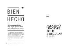Bienhecho by olivier rensonnet, via Behance