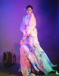 Sulli Choi, Choi Jin, Korean Hanbok, Oui Oui, I Love Girls, Photo Reference, Art Reference, Art Model, Fashion 2020