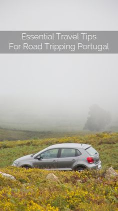 Essential Travel Tips For Road Tripping Around Portugal | #portugal #roadtrip