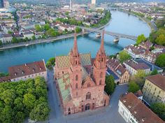 My Top 10 Things to Do in Basel - Detours with Daisey Top European Destinations, Europe Travel Tips, Travel Guides, Stuff To Do, Things To Do, Europe Bucket List, Basel, Tower Bridge, Cool Places To Visit