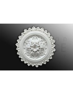 Victorian Plaster Ceiling Rose R54 Small