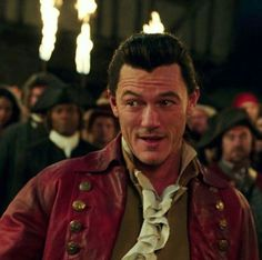 Love Luke Evans as Gaston Beauty and the Beast 2017