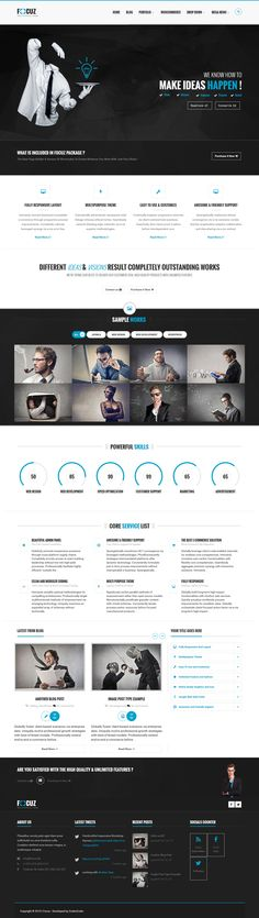 Focuz is a powerful multipurpose business eCommerce #WordPress theme. It is an ideal theme for any multipurpose #websites, such as traveling, photography, education, portfolio, online shop, business, company, corporate, real estate, creative, news, blog, beauty care, health, non-profit organization, restaurant etc. #Corporate