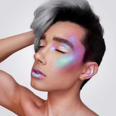 CoverGirl Just Announced Its First Male Face — & He Couldn't Be More Deserving  #refinery29  http://www.refinery29.com/2016/10/126003/covergirl-first-male-model-james-charles#slide-17  ...