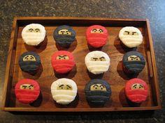 american ninja warrior cupcake - Google Search