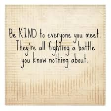 be kind #quote