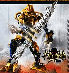 Bionicle Heroes, Lego Bionicle, Mighty Mighty, Hero Factory, Time Capsule, Building Toys, Legos, Gifts, Ebay