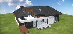 Projekt domu HomeKoncept-13 191,1 m2 - koszt budowy - EXTRADOM