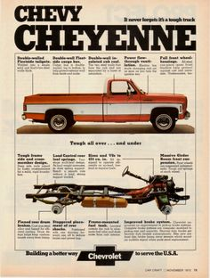 I have the newer model of Cheyenne