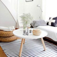 """Quirky """"coffee table""""  Marie Claire Maison"""