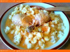 No Salt Recipes, Cheeseburger Chowder, Macaroni And Cheese, Soup, Dinner, Ethnic Recipes, Decor, Red Peppers