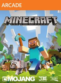Minecraft (Xbox 360 Edition)-Classic Minecraft gameplay on your console.  8-player online/4-player local multiplayer.  #Xbox360 #VideoGame #review Read the full review at www.videogameinfo.com