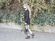 ByDanie Dress & Rockin'items-Clutchbag  www.rockinitems.com